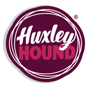 HuxleyHound_Beetroot_MasterLogoDropShadow_CMYK_300817